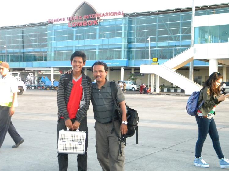 Dani penari dari SMA N 4 Batam mewakili ke Nasional...