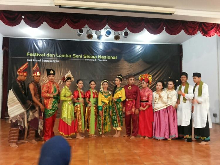 peserta final dari 11 provinsi