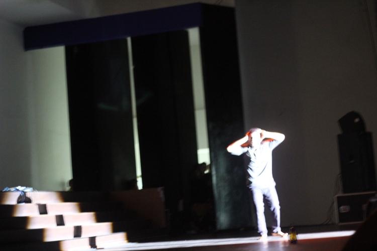 Penampilan Monolog  oleh Adrinaldi